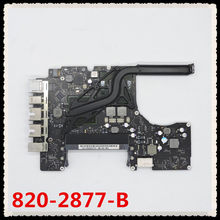 "For Macbook Motherboard 13"" Laptop A1342 Logic Board 2.4GHz ""Core 2 Duo"" P8600 820-2877-B 661-5640 EMC 2395(China)"