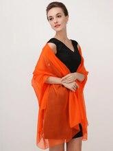 100% Real Silk Muslim Hijab Long Scarf Shawl Beach Sunscreen Plus Size 180*90 cm Wrap Soft Scarves Women Orange Red Cape Shawls bedspread ethel silk lace size 180 220 cm faux silk 100% n e