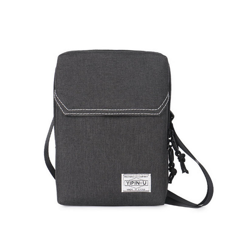 NIBESSER High Quality Men Shoulder Bag 2018 Waterproof Oxford Male Messenger Crossbody Bags Carte Holder Light Travel Bag