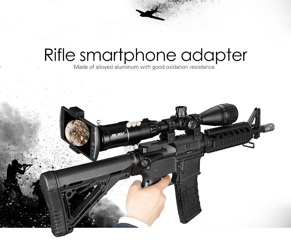 smartphone adaptador câmera do telefone para talke