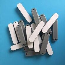 M4QT длинный диапазон, УВЧ анти металлические наклейки 85*20 мм EPC CLASS1 Gen 2/ISO 18000-6C 100 шт./лот