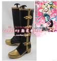 japanese new  LOVE LIVE cosplay costume Minami Kotori punk japanese boots toku cheongsam cosplay  shoes