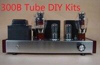 2018 begrenzte berserker warme sound 300B direkt beheizten Rohr verstärker power verstärker DIY Kits 7 watt + 7 watt