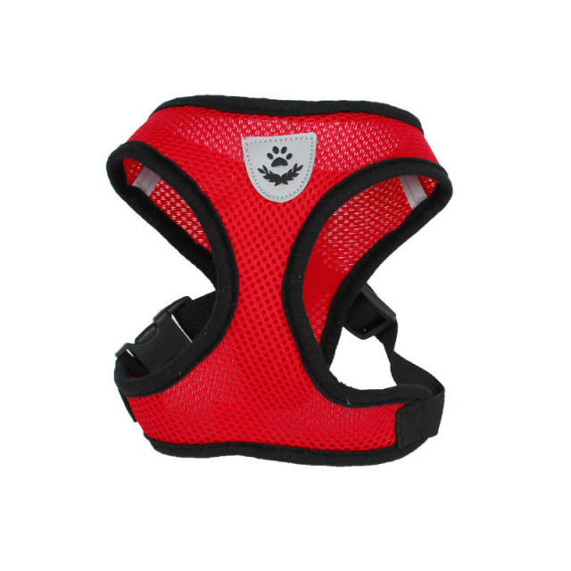 Adjustable Soft Breathable Cat & Dog Harness 2