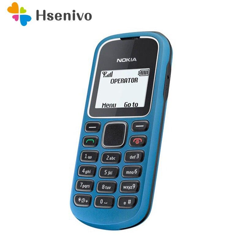 Фото. 1280 оригинальный Восстановленный Мобильный телефон NOKIA 1280 GSM разблокированный телефон