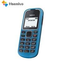 1280 оригинальный отремонтированный NOKIA 1280 мобильный телефон разблокированный с gsm телефон