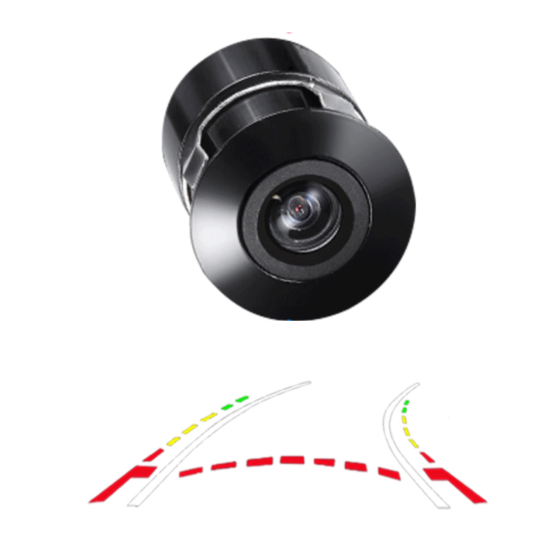 Hohe qualität CCD HD auto kamera auto DVD GPS einparkhilfe vorne/rückansicht universal kamera dynamische kamera