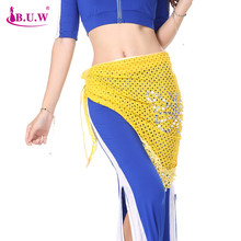 Bellydance Costume Bellydance New Arrival Belly Dance Costume B.u.w Brand Waist Chain Women's All-match Decoration Belt 9672(China)