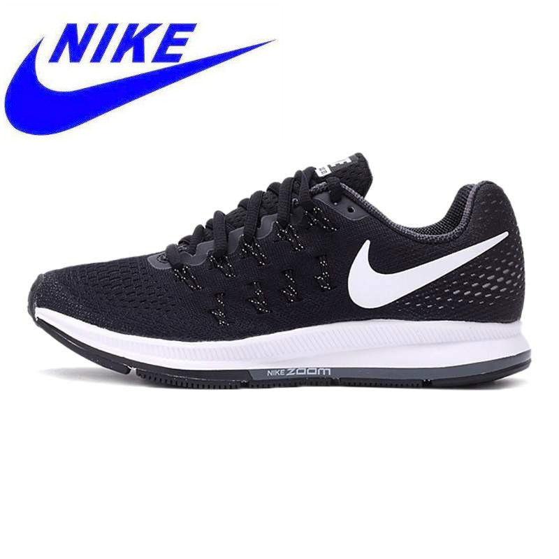 152135f97bf NIKE 2017 New Arrival Breathable AIR ZOOM PEGASUS 33 Women s Original  Running Shoes Sneakers Trainers