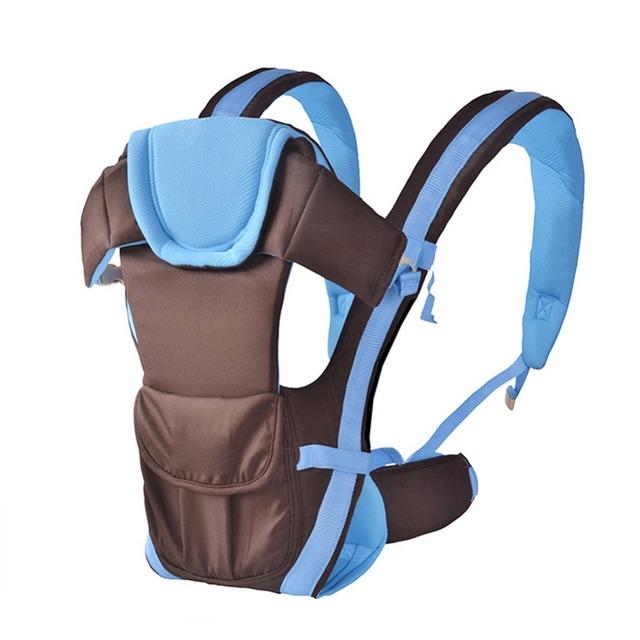 Portadores de bebê Hipseat Ergonômico Mochila Infantil Respirável Estilingue Do Bebê Recém-nascido Envoltório Frente Verso Da Criança Cradle Pouch Sling Anel