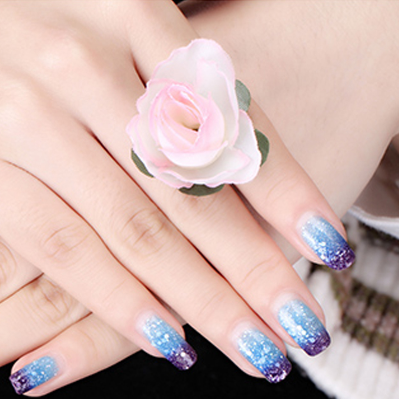 Aliexpress Mdskl Temperature Changing Gel Nail Polish Long Lasting 10ml Bottle Art Soak Off Uv Led From Reliable