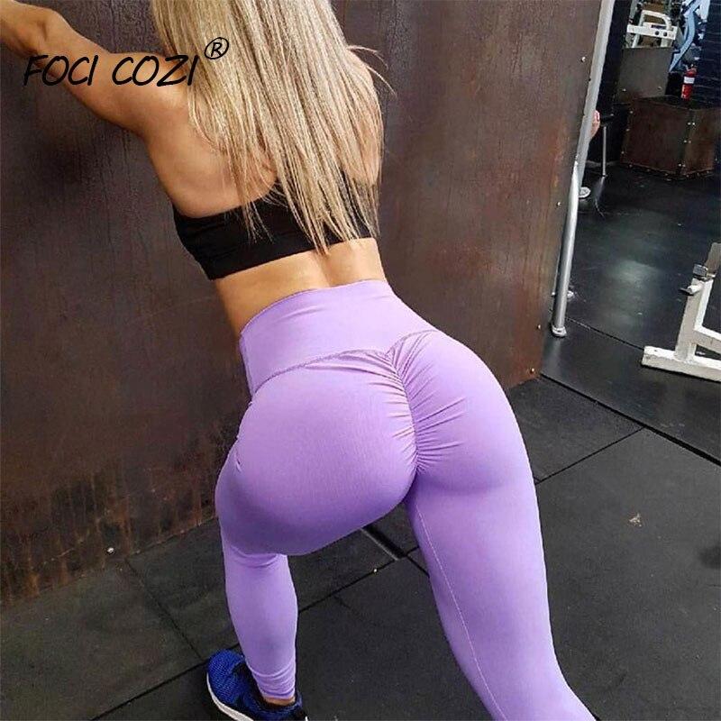 Gymshark Activewear New Women Pink   Leggings   High Waist Sexy   Leggings   Women Joggers Fitness   Legging   Black Workout   Legging   Purple