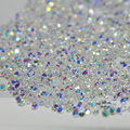 2880 Pcs Micro Diamante DIY Unhas Strass Cristal Zircon Mini Pedrinhas Decoração de Unhas Nail Art Ferramentas Cosméticos 18 Cor