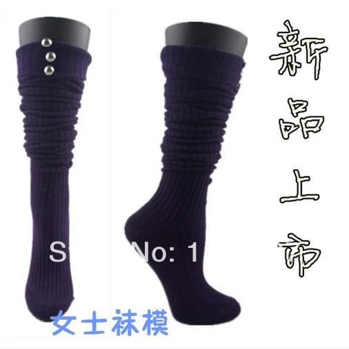 ec721877c04 Livraison Gratuite! de Pieds Femme Plastique Pied Thong Style Sandale  Chaussures Chaussette Mannequin Chaussettes Affichage en gros dans  mannequins de ...