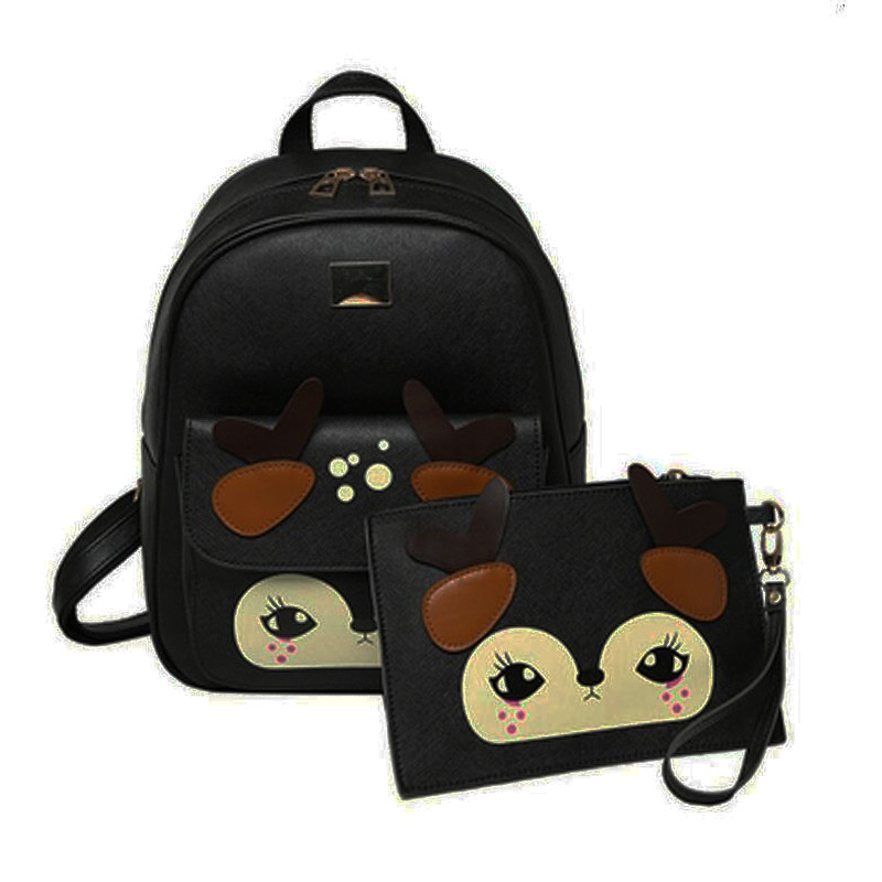 Popular Kids Leather Bear Backpack-Buy Cheap Kids Leather Bear ...