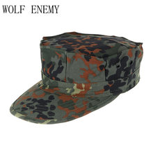 Nieuwe Hunting Tactical Gear Leger Petten Usmc Militaire Patrol Cap Hat Camouflage Patroon Outdoor(China)