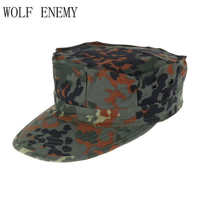 New Hunting Tactical Gear Army Hats USMC Military Patrol Cap Hat Camouflage  Pattern Outdoor 478a87484c95