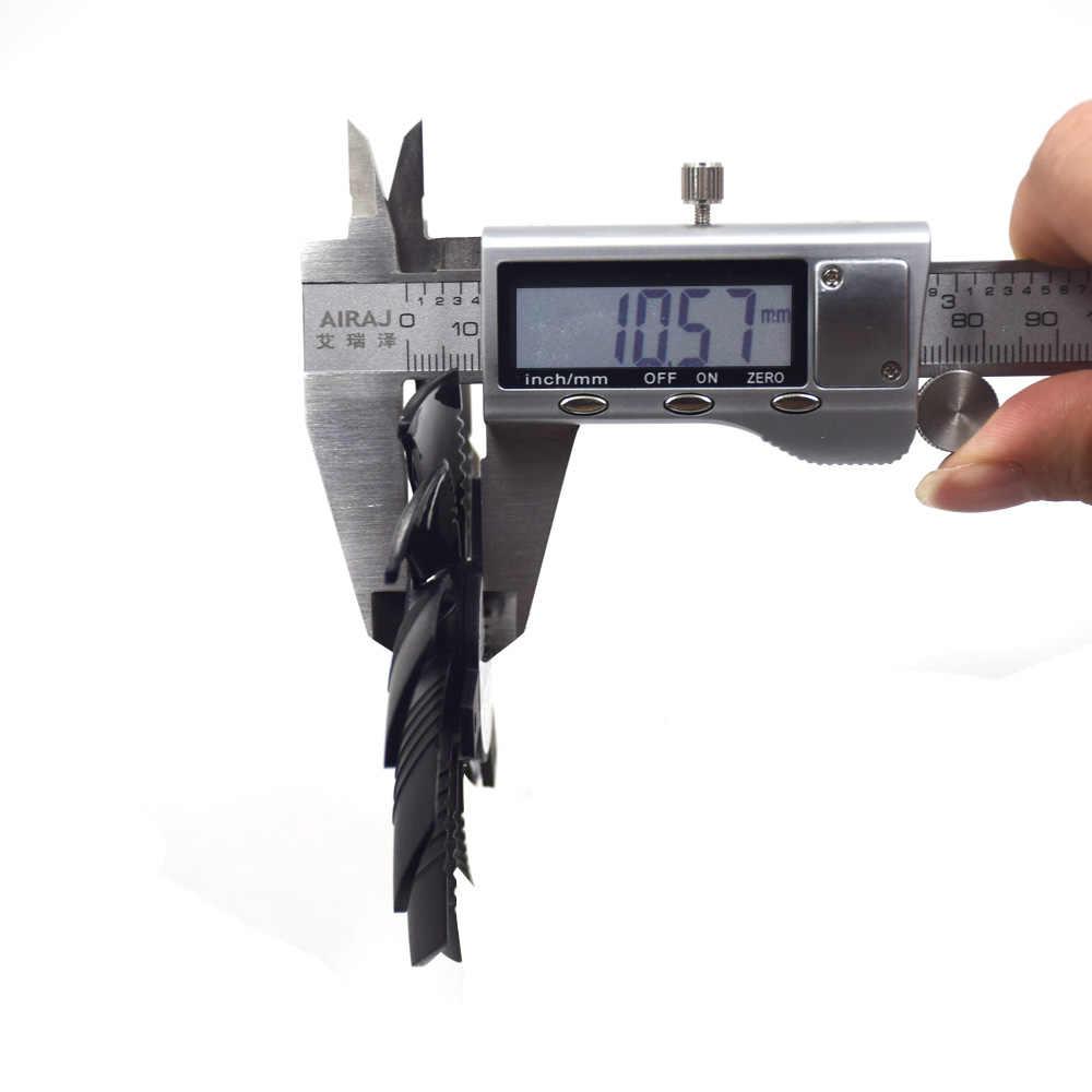 Ventilador refrigerador para tarjeta gráfica de 88MM T129215SU PLD09210S12HH, 4 pines para Gigabyte GTX 1050 1060 1070 960 RX 470 480 570 580