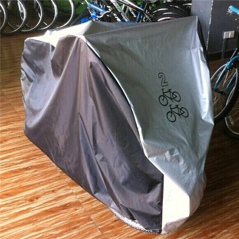 Practial Outdoor 1x Universal Waterproof Bicycle Bike Scooter Rain Cover Outdoor Protector Small Bicycle Protect Accessories