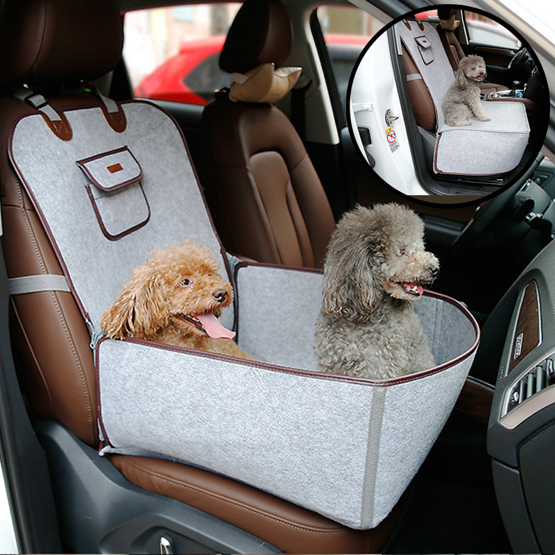 Outdoor Travel Pet Dog Car Seat Cover