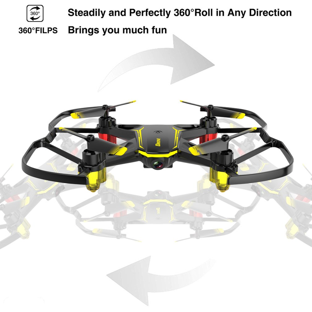 Global Drone GW66 Mini Drone FPV Drones RC Helicopter Quadcopter Remote Control Quadrocopter Dron Toys Altitude Hold