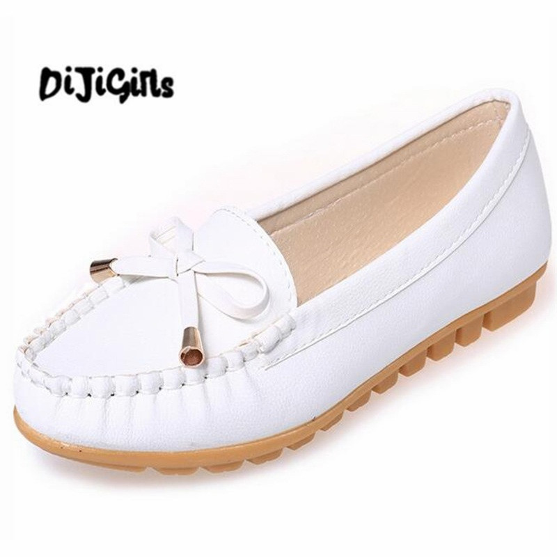 Flat Shoes Women Autumn Slip On Shoes For Women Loafers Moccasin Womens Zapatos Mujer Ballet Flats Womens Shoes Woman 23323 instantarts women flats emoji face smile pattern summer air mesh beach flat shoes for youth girls mujer casual light sneakers
