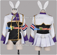 Umineko No Naku Koro Ni Cosplay The Chiester Sisters Imperial Guard Corps Chiester 556 Costume H008