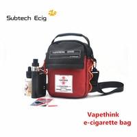 Elektroniczny papieros vapethink explorer 1 wielofunkcyjna torba pole vape mod zbiornika atomizer anti-akcesoria do przechowywania wody e cig