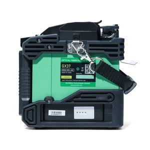 Image 5 - Komshine أحدث GX37 البصرية الألياف الانصهار جهاز الربط مع زوج واحد أقطاب و KF 52 عالية الدقة البصرية الألياف الساطور