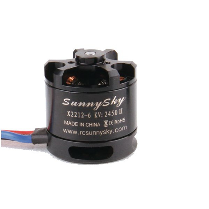Sunnysky X2212 KV2450 High Efficient Brushless Motor For RC Model Airplanes Multicopter Quadcopter