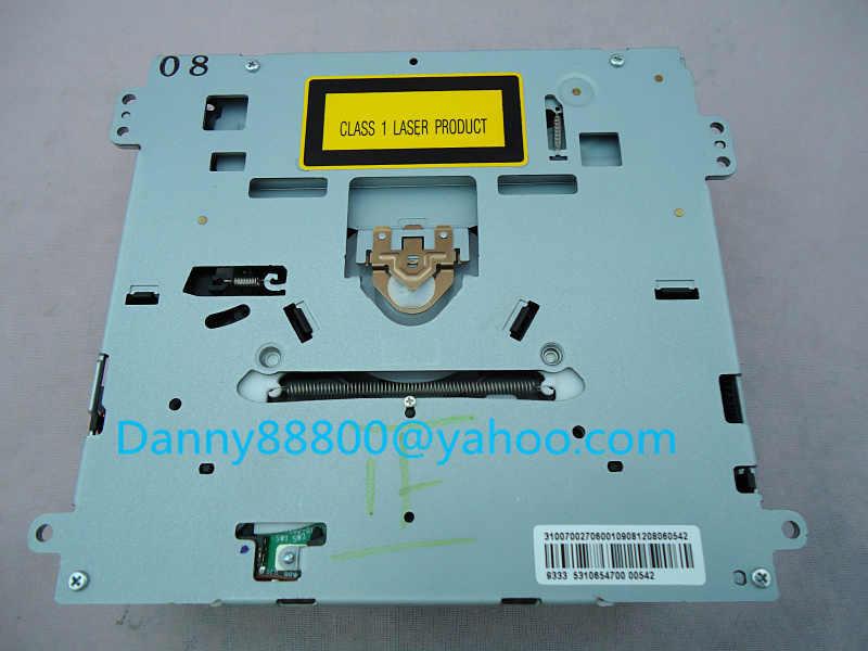 VDO RD4 آلية CD واحدة 12PIN لبيجو 207 307 308 سيمنز VDO VW أنظمة راديو السيارة