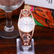 Luxury Women Dress Watch Fashion Quartz Wrist for Gold Silver Watchband Bracelet Ladies Watches