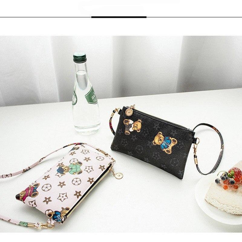McKovic Wemen Over sac à bandoulière pochette sac à bandoulière pour femmes dame femme marque en cuir luxe sac à main 2019 nouvelle mode 4