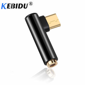 Kebidu Adapter Audio-Cable-Converter Usb-C Female Type-C Xiaomi AUX To for 6-Letv 2 2-Pro/max-2