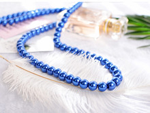 Bead material 10MM artificial glass pearls like pearls pearls