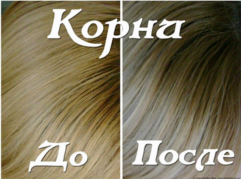 Lila schampo för blondin eller utmärkt hår eliminerar brötsamhet - Hårvård och styling - Foto 5