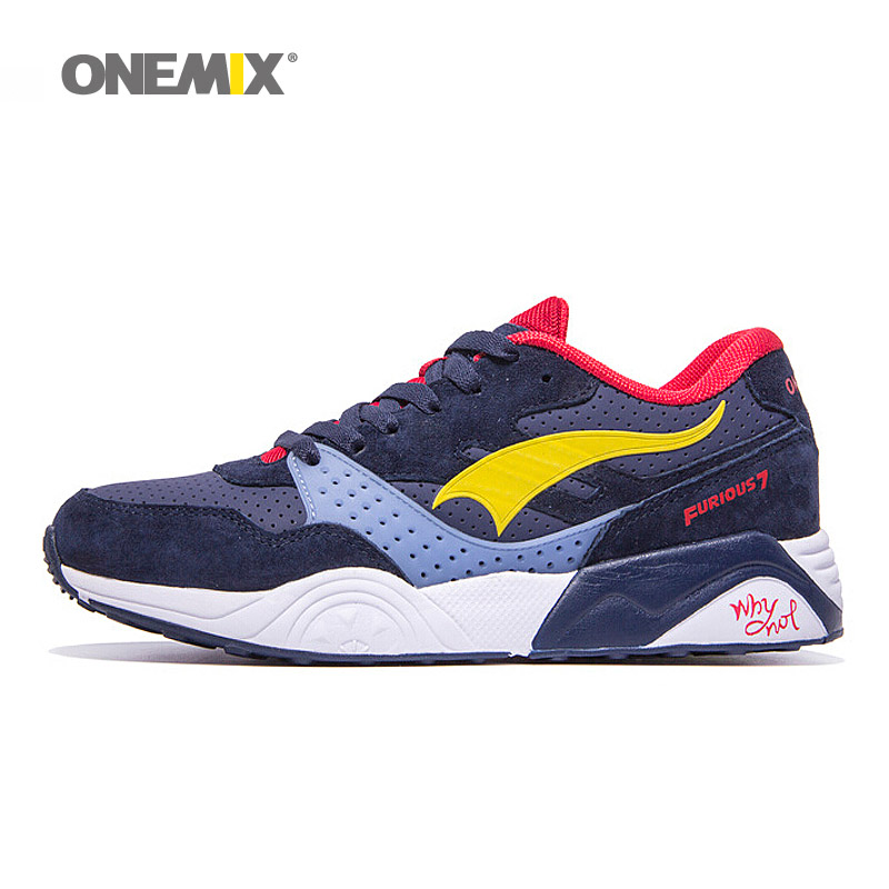 2016 original onemix speed of 7 men's running shoes branded breathable walking outdoor chaussures de sport  free shipping 1106 kelme 2016 new children sport running shoes football boots synthetic leather broken nail kids skid wearable shoes breathable 49