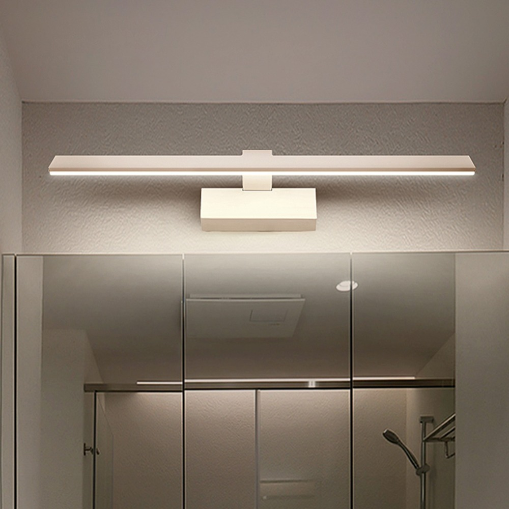 Modern LED Mirror Lighting Bathroom Wall Lamp Waterproof ...
