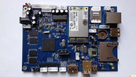 Сборка прототипа PCB SMT припой полный готовый к использованию электронный модуль на печатной плате BGA QFN QFP DIP 1-8 уровневый электронный модуль на печатной плате Завод