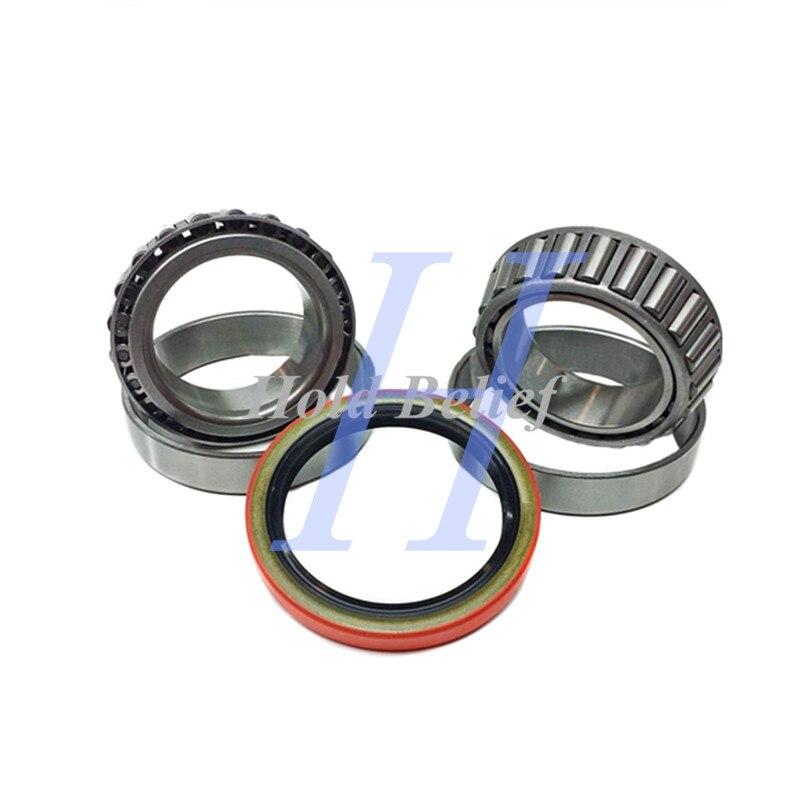 Cojinete del eje y Kit de sello para Bobcat minicargadoras S130 S150 S160 S175 S185 S205 S510 S530 S550 S570 S590
