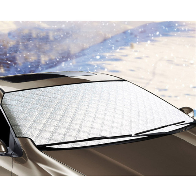 Car Windshield Cover Freedom Full Protection Windshield Cover Car Sunshade  Anti-snow Dust Winter NOV23 7828be52260