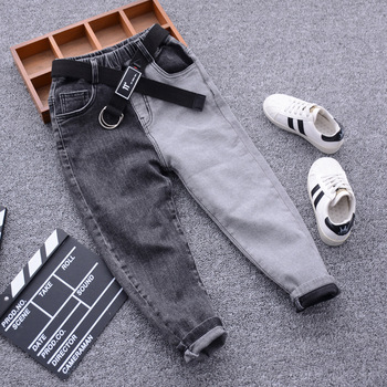 Kids  Trousers Pant Fashion boys Jeans Children Boys Hole Jeans Kids Fashion Denim Pants Baby Jean Infant Clothing 1