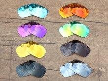 PapaViva POLARIZED Replacement Lenses for Badman Sunglasses 100% UVA & UVB Protection – Multiple Options