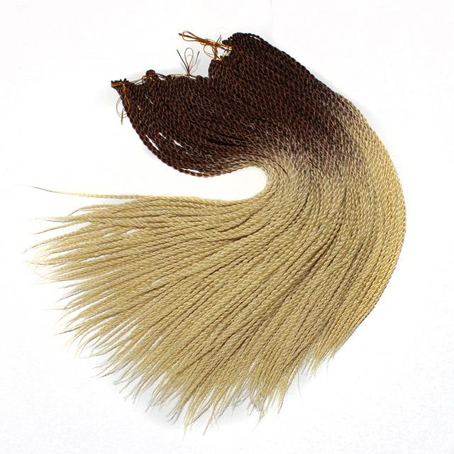 QP Senegalese Twist Crochet Hairs