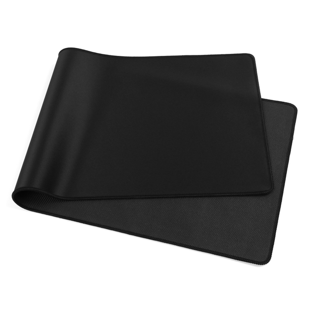 600×300 900×400 Large big sizes gaming Mousepad black mouse pad L XL XXL Lock the edge laptop pc game gamer computer Accessory