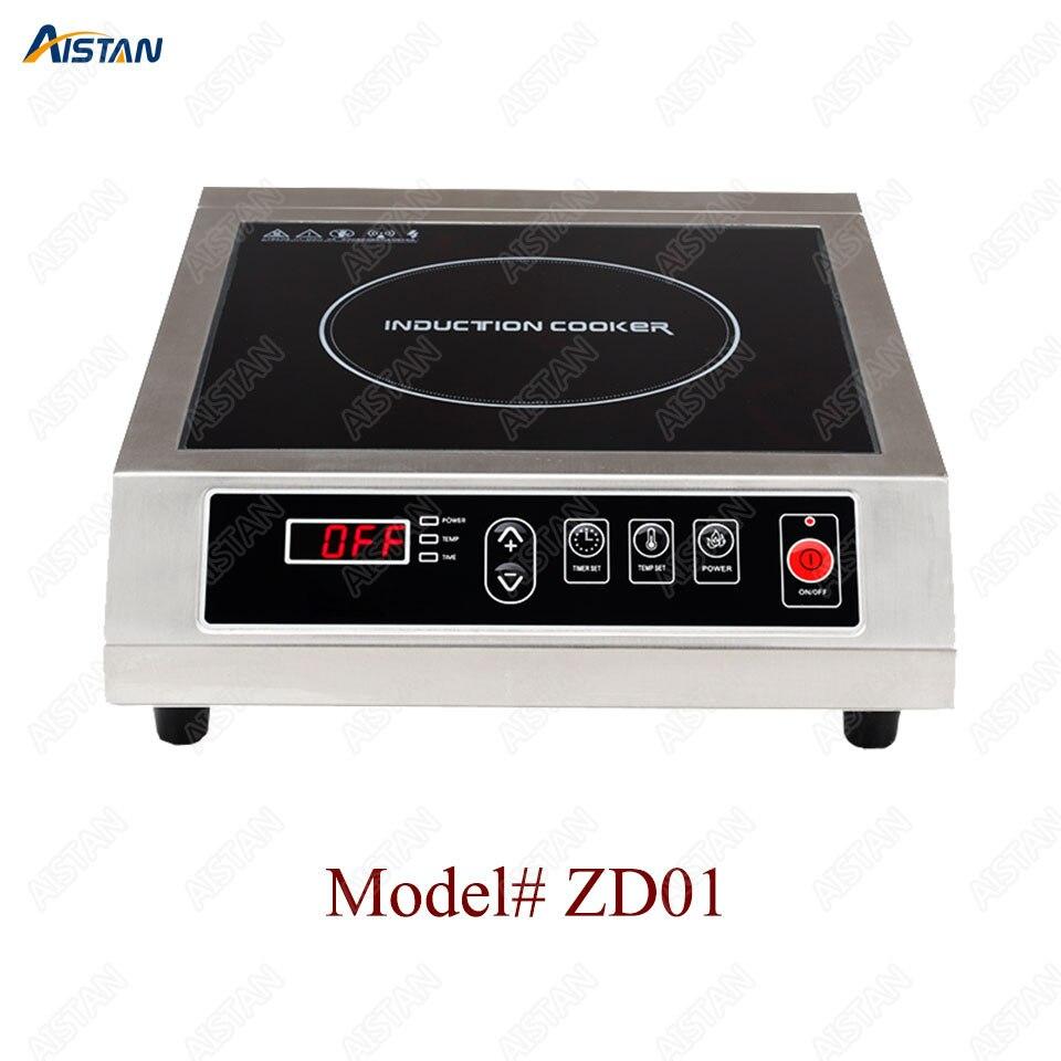 DZ Série induction Commerciale Cuisinière restaurant soupe cuisinière haute-puissance de bureau électromagnétique cuisinière à induction