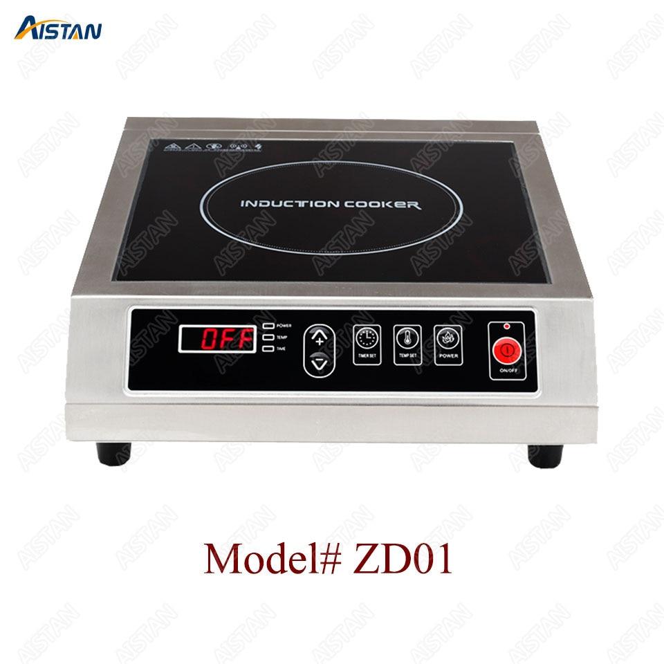 Serie DZ Fornello A induzione Commerciale ristorante zuppa di fornello a induzione stufa di alta-potenza del desktop elettromagnetica