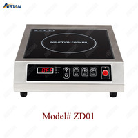ZD01 Small Induction Cooker 3500W 5000W multi cooker 220V 110V cookers induction