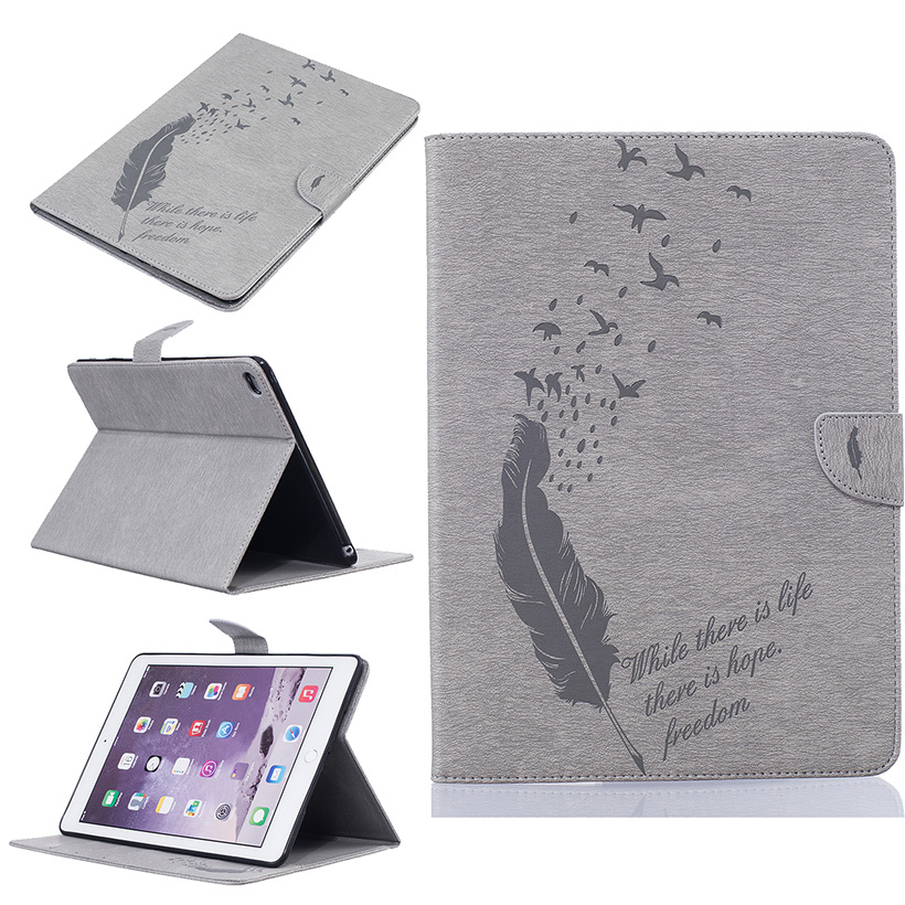 Case For Apple Ipad Air 2  iPad 6 Tablet Case iPad Air2 iPad6 9.7 Covers Bags card Holders Shield PU Leather Protective Shell belkin shield swing case cover for ipad air