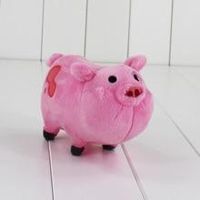 1Pcs 16cm Gravity Falls Plush Toy Stuffed Soft Dolls Animal Pig Plush Doll Great Gift